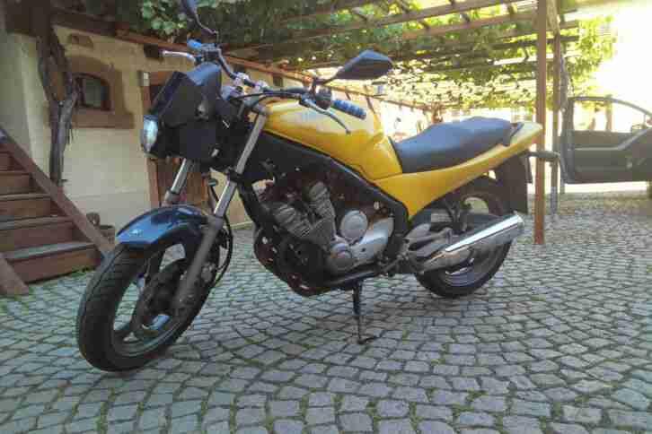 Yamaha XJ 600 S Diversion an Bastler
