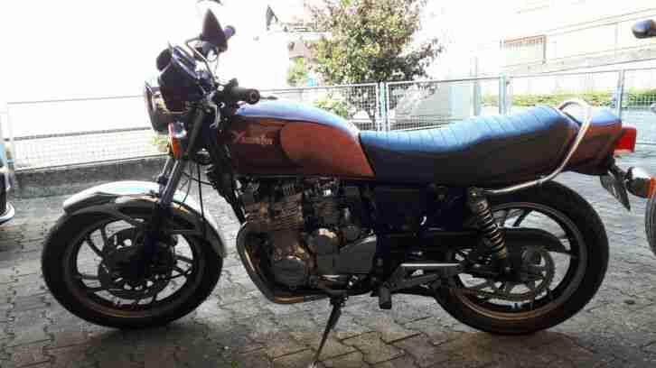 Bastlerfahrzeug! Yamaha XJ550