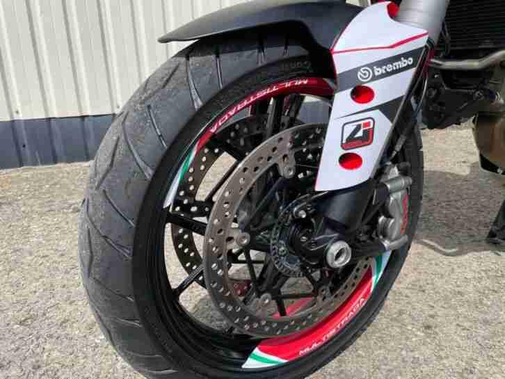 Ducati 1260 Multistrada S, Bj. 2018, TÜV neu Service,1 J. Garantie Top gepflegt!