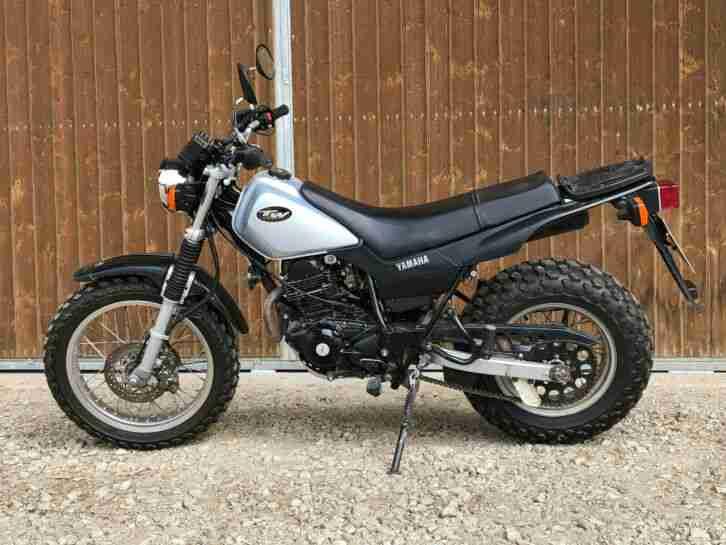 Yamaha TW 125 DE05, TÜV NEU