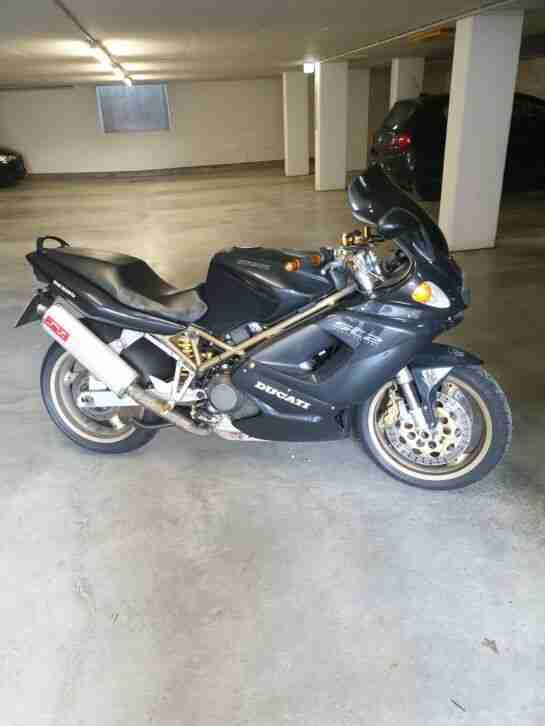 Ducati ST 2