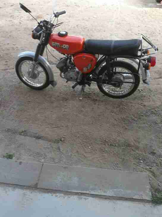 Simson S51 B orginal DDR