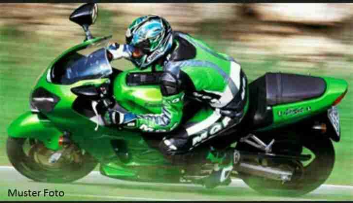 Projekt Kawasaki ZX 12R Ninja ZX12R Streetbike, Rennmaschine, Dragster, Turbo