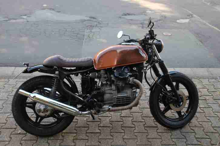 1981 honda cx 500 caf racer scrambler bestes angebot. Black Bedroom Furniture Sets. Home Design Ideas