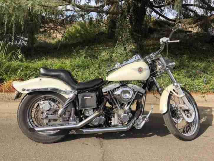 1985 Harley davidson Shovelhead Preis inkl verschiffung
