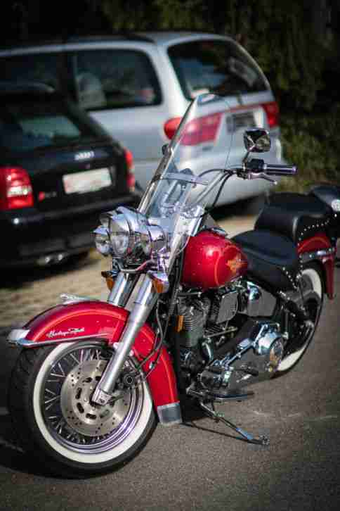 >>> 1995er Harley Davidson Heritage Softail Classic <<<