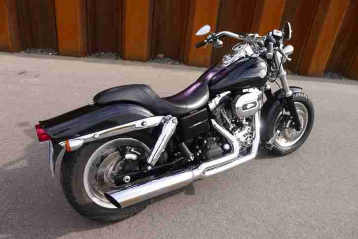 2008 Harley Davidson FXDF Fat Bob Screamin' Eagle ® 110 inch