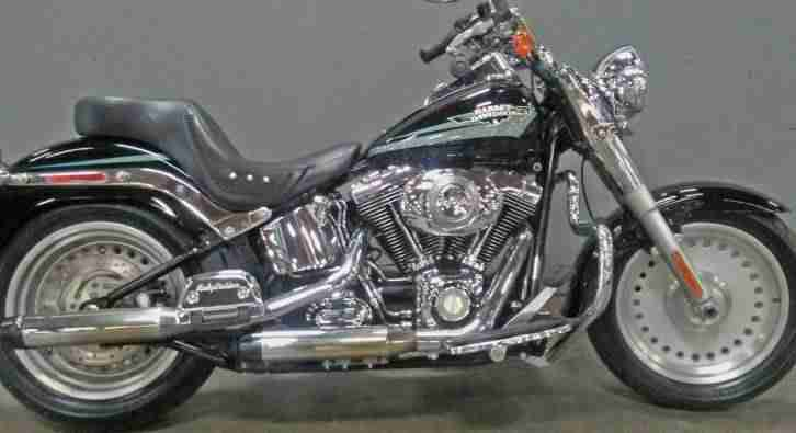 2009 Harley Davidson Fat Boy