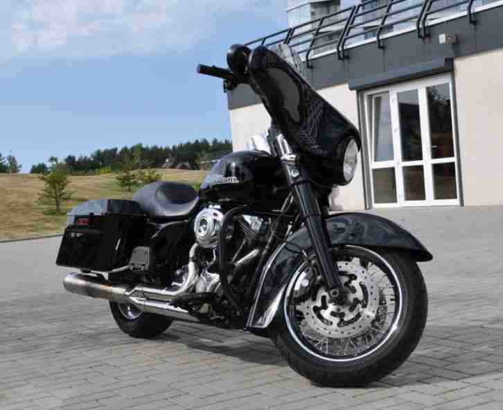 2011 Harley Davidson FLHTC Electra Glide Classic like Street Glide with ABS