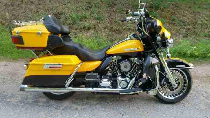 2013 Harley Davidson FLHTK Electra Glide Ultra Limited Touring