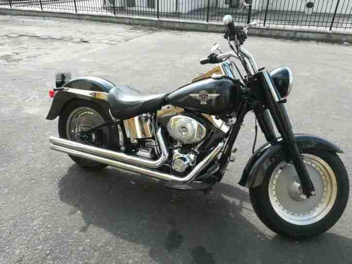 Harley Davidson Fat Boy 2005 Vergaser