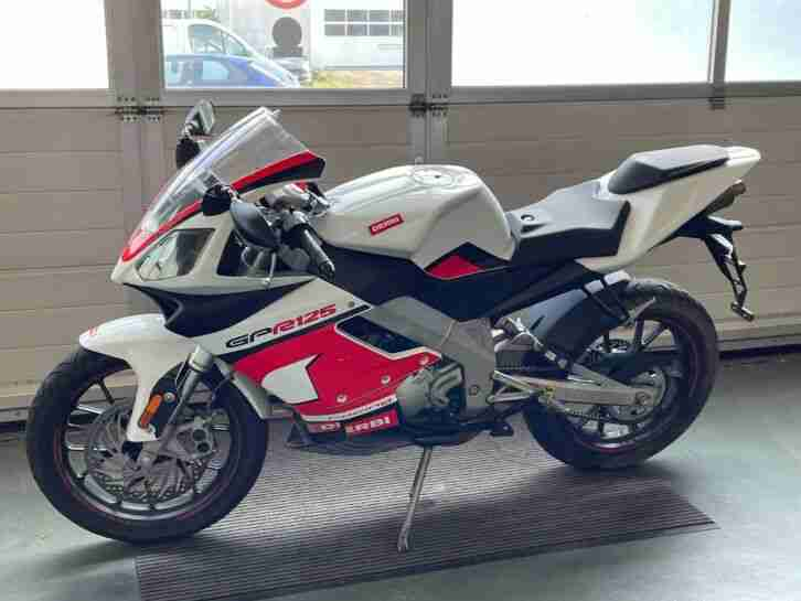 DERBI 125 GPR 2T 2 Takt Leichtkraftrad 120Km h Aprilia Yamaha DT erst 8100Km!