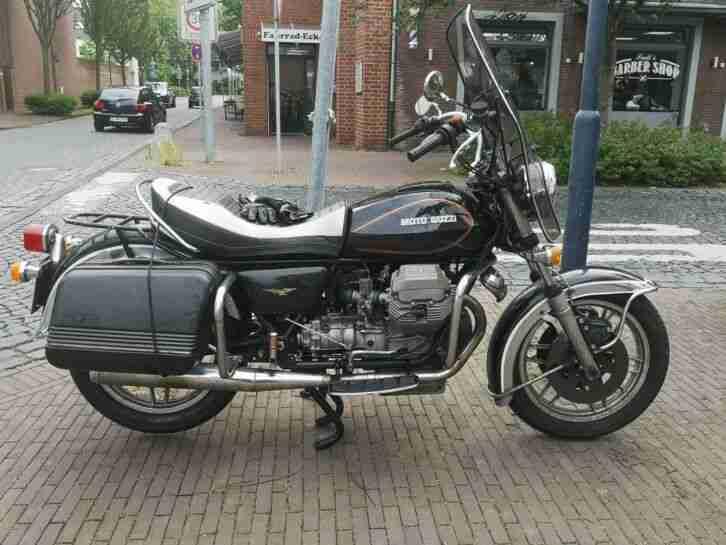 Moto Guzzi California 2 Bj 86