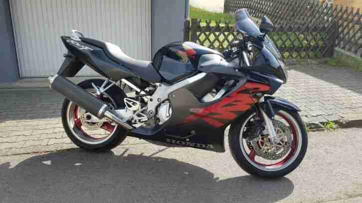 Honda CBR 600 Mein Liebling! will ich eigentlich garnicht verkaufen!