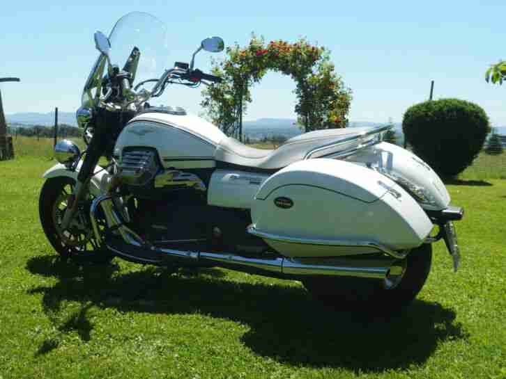 Moto Guzzi 1400 California nur 4300 km