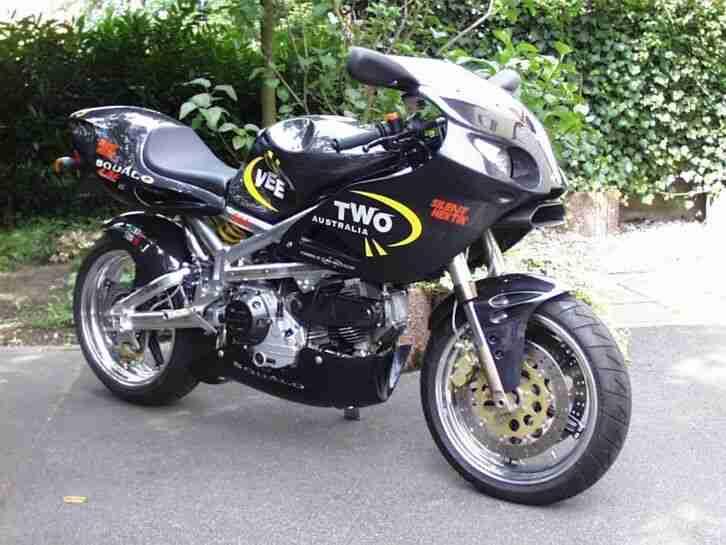 Ducati 900SS VeeTwo Squalo Australia