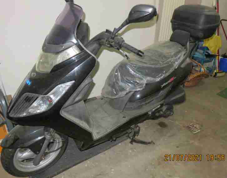 125 Kymco Yager GT Euro 3