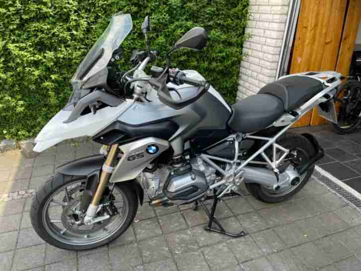 BMW GS 1200 LC Top Zustand