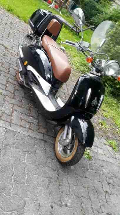 Motorroller ZNEN 125 ccm gebraucht