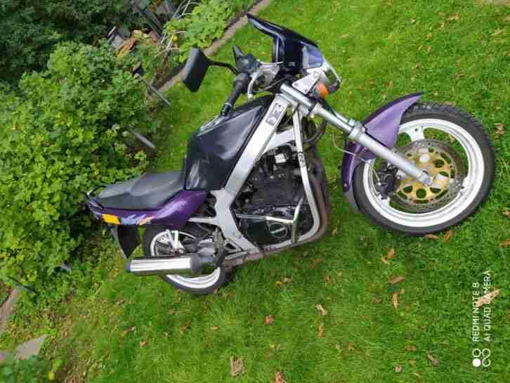 Suzuki GS 500e motorrad