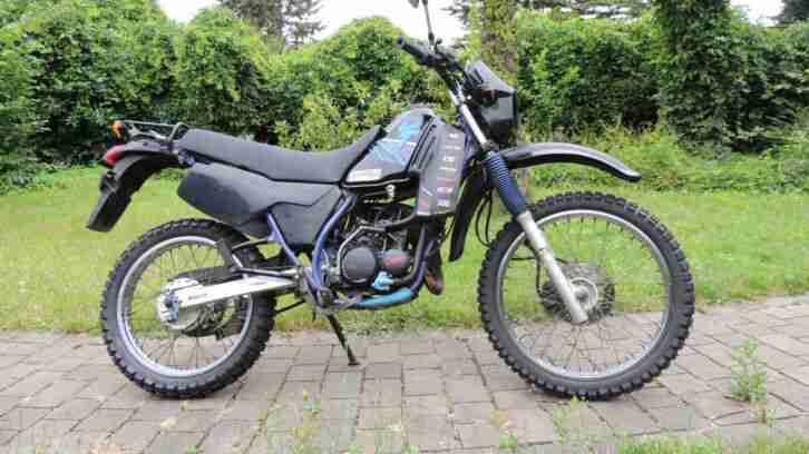 Yamaha DT80