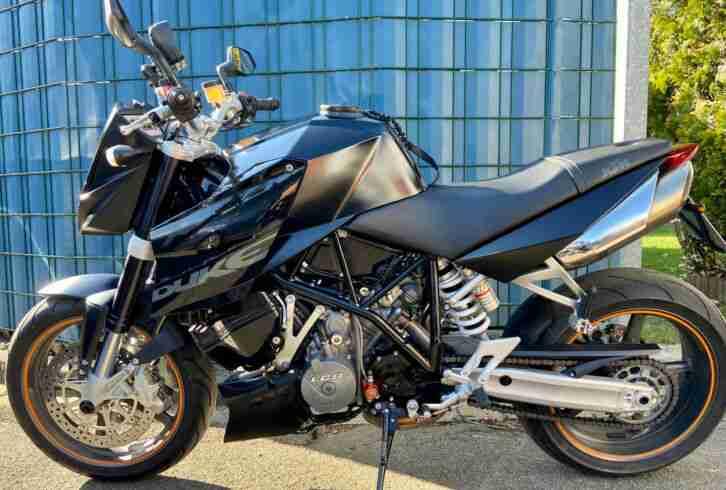 KTM Superduke 990 2007 Super Duke 990 Top gepflegt