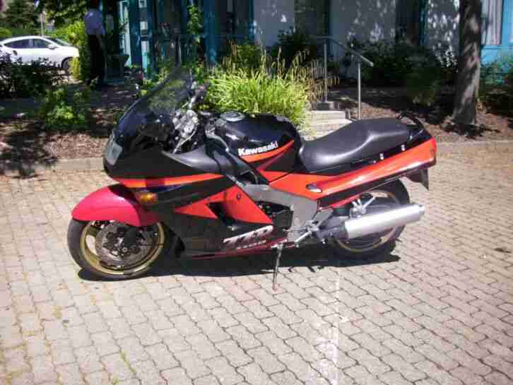 Kawasaki ZZR 1100 Sehr guter Zustand fürs Alter