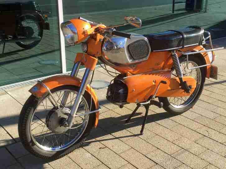 Kreidler Florett RS K54 53B Baujahr 1971 in Orange