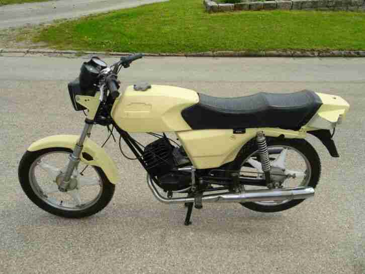 KTM 50 PL (Pro Lever) Moped ABE Sachs AKF 5 Gang Motor (80)