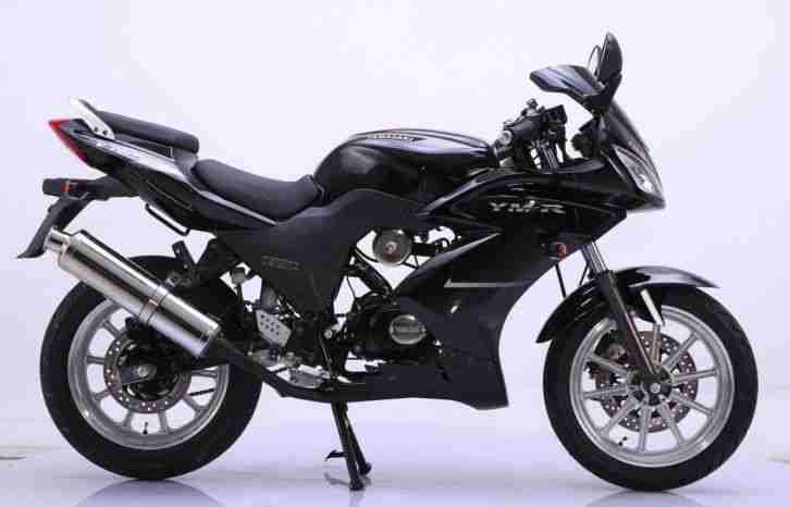 50ccm 4 takt rennmotorrad ym50 9 moped bike bestes. Black Bedroom Furniture Sets. Home Design Ideas