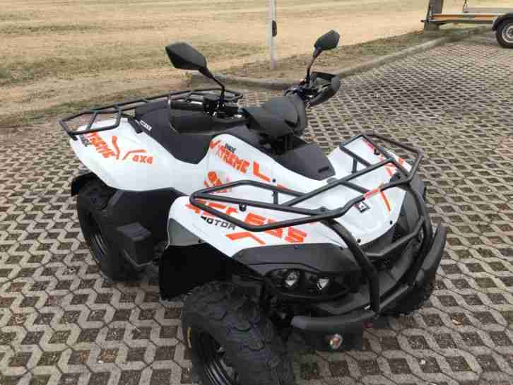 ACCESS Motor Shade Xtreme 850 Quad ATV