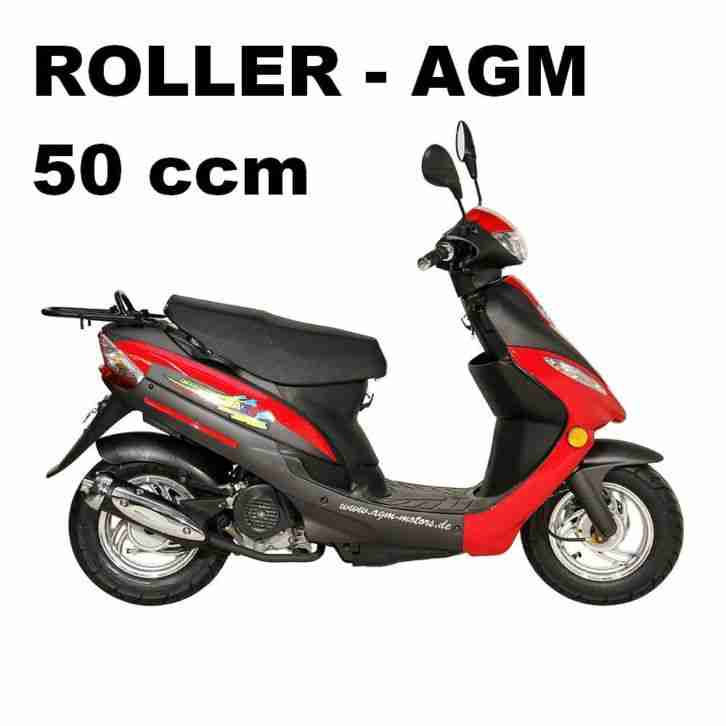 agm gmx 450 motorroller roller moped 50 ccm 50 bestes. Black Bedroom Furniture Sets. Home Design Ideas