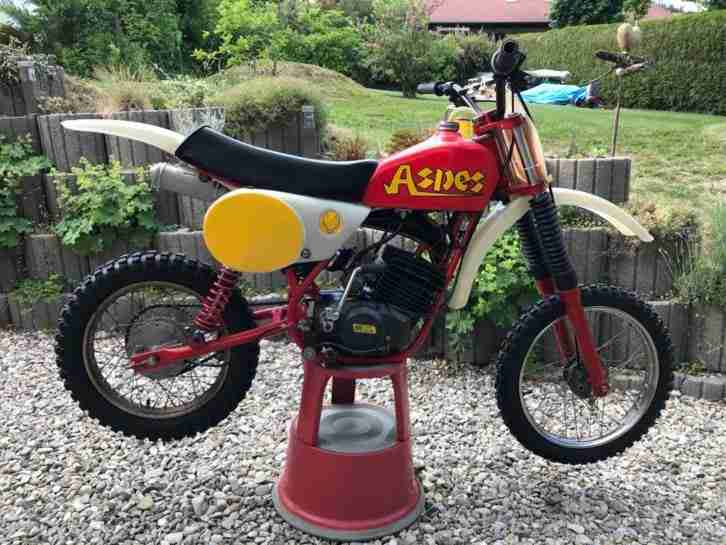 ASPES MX 50 Junior Cross 1980, Top Original,