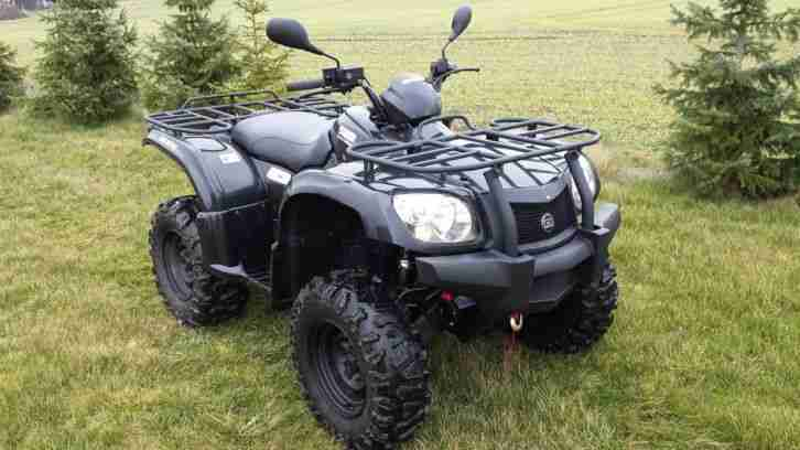 ATV Goes 520 4x4 inkl. Seilwinde,