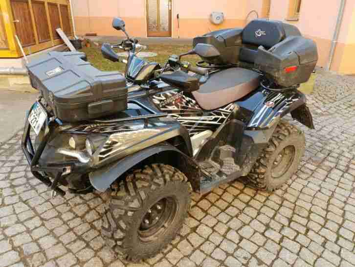 ATV HERKULES ADLY 600 .4X4 .LOF .