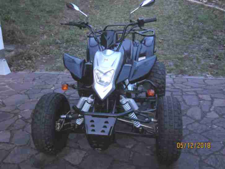 ATV QUAD SHINERAY XY 150 STE EZ 2013 orig.1565km 2.Hd. 6KW an Bastler in 74405 !