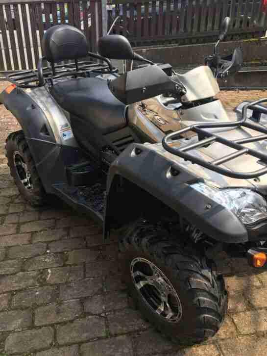 ATV QUAD ,verkaufen ein CF Moto 625 C,