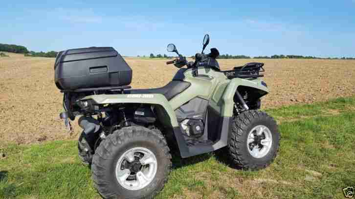 ATV Quad Can Am Outlander L 570 Pro