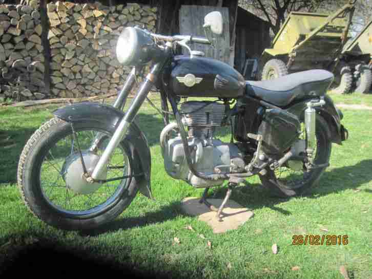 awo 425 s touren oldtimer motorrad simson bestes. Black Bedroom Furniture Sets. Home Design Ideas