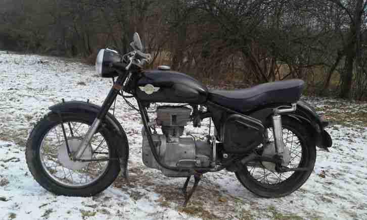 awo sport oldtimer motorrad simson awo 425 t bestes. Black Bedroom Furniture Sets. Home Design Ideas