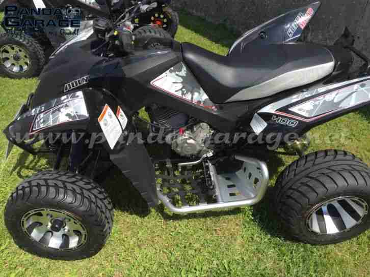 Adly Hurricane Quad 400 XS Supermoto ATV