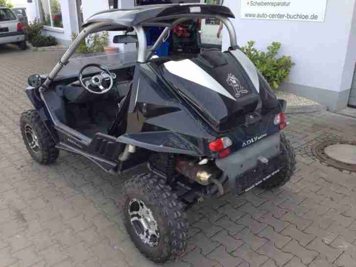 Adly Moto Herkules MiniCar BUGGY 320 Onroad
