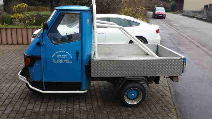 Ape 50 Cross Pritsche lang Piaggio