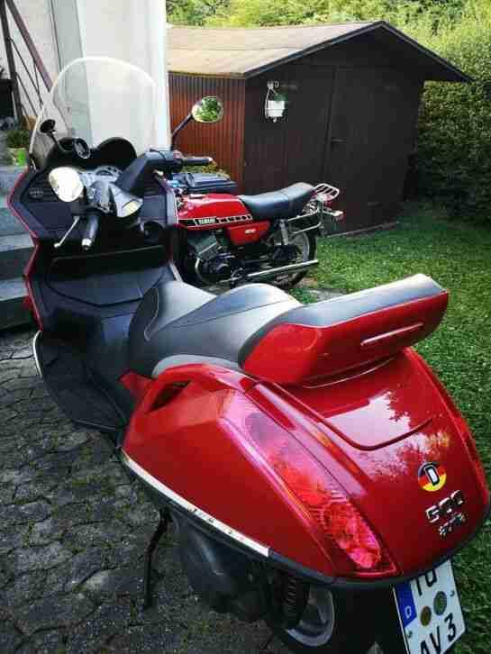 Aprilia Atlantic 500 Roller