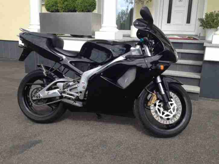 aprilia rs 125 moped motorrad bestes angebot von aprilia. Black Bedroom Furniture Sets. Home Design Ideas