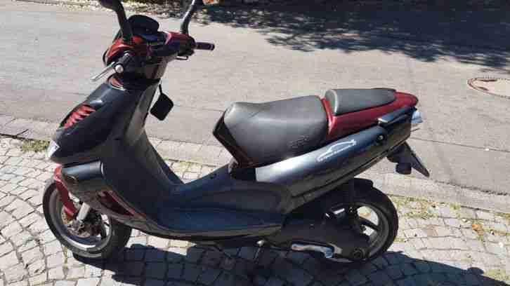 Aprilia SR 50 LC Roller