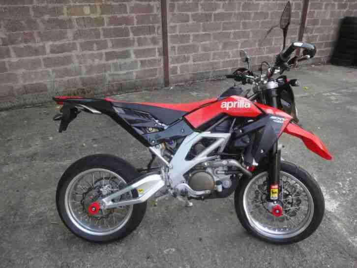 Aprilia SXV 450 Supermoto