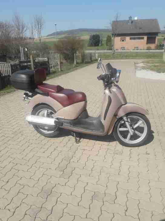 Aprilia Scarabeo 125 Roller