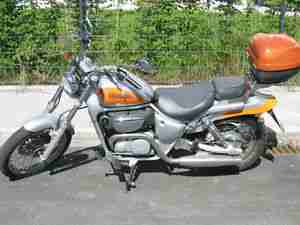 classic 125 silber