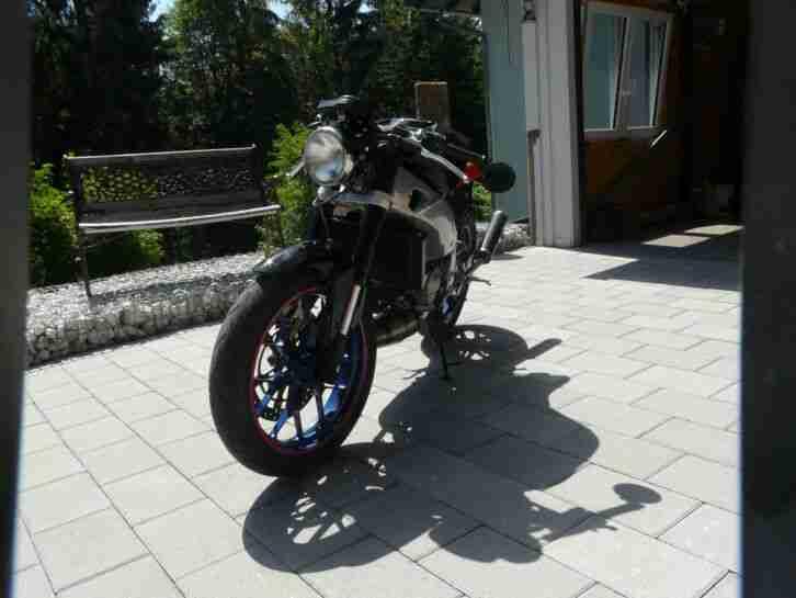 Aprilia rs 125 py Cafe Racer keine Yamaha Honda Suzuki